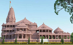 अयोध्या में राममंदिर निर्माण शुरू, गूंजने लगी रामधुन / संगीतपरिवेश विस्तार कर रहींकात्यायन बहनें