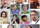 कोरोनाकाल में सादगीपूर्ण सरस्वतीपूजन/ पटना में आनलाइन कथा पाठ/ वाराणसी में भोजपुरी सम्मेलन